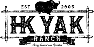 HK Yak Ranch Logo